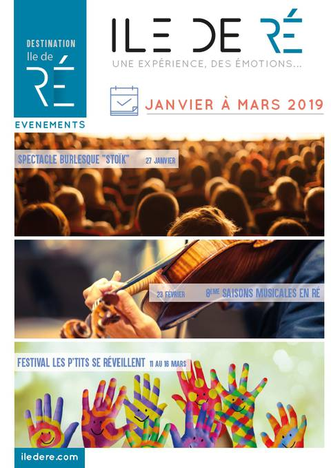 Guide des Animations - Hiver 2019