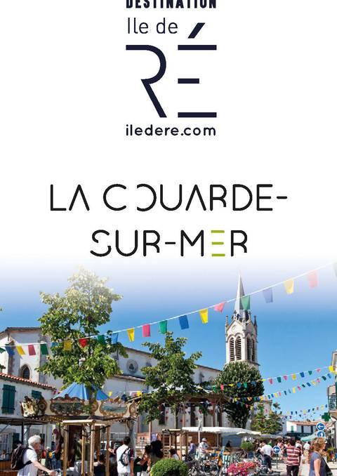 Plan village - La Couarde-sur-Mer