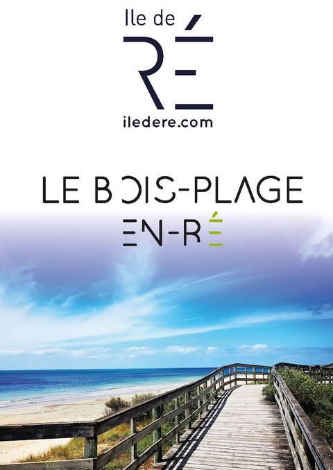 Plan village - Le-Bois-Plage-en-Ré