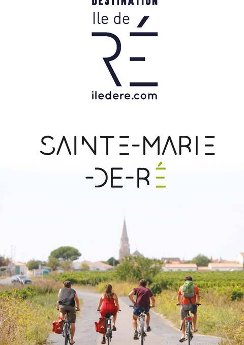 Plan village - Sainte-Marie-de-Ré