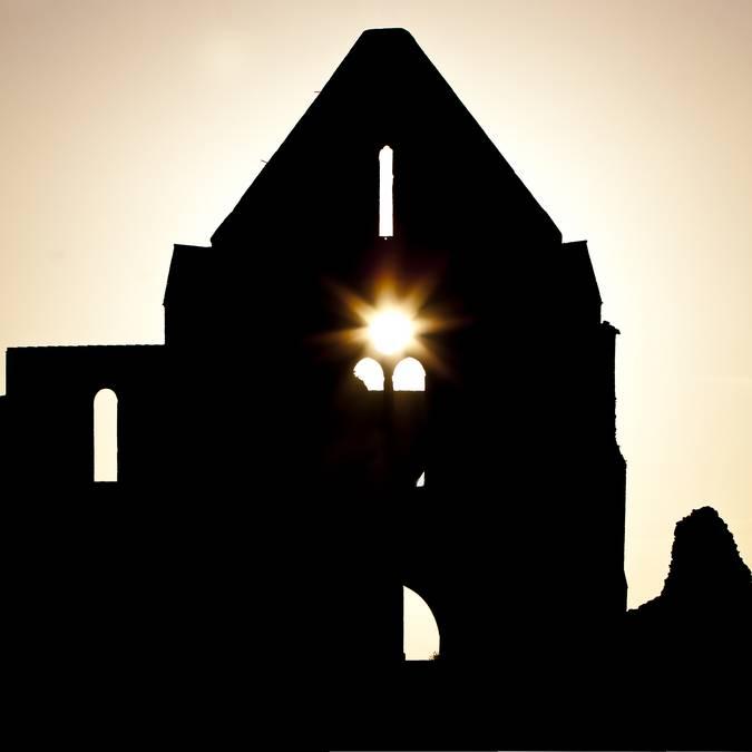 Abbaye des Châteliers ©François Blanchard