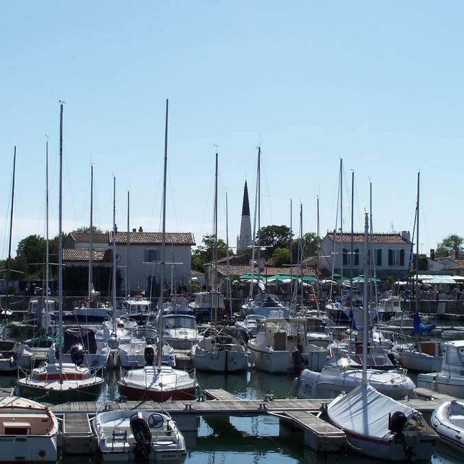 Port d'Ars-en-Ré ©Destination Ile de Ré