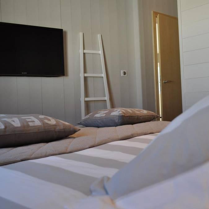 MV LODGES**** - Vos vacances à La Couarde - Chambre