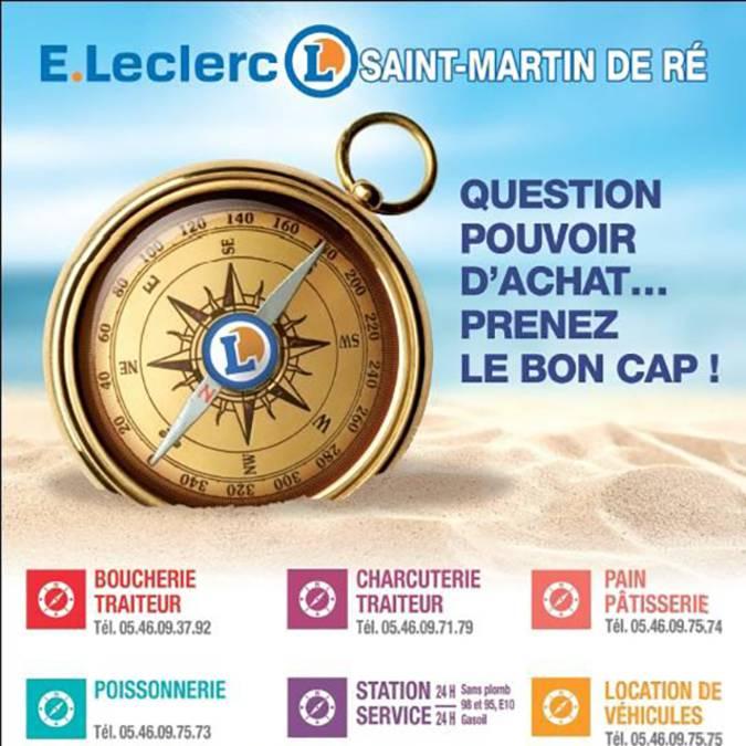 E.Leclerc Saint-Martin-de-Ré