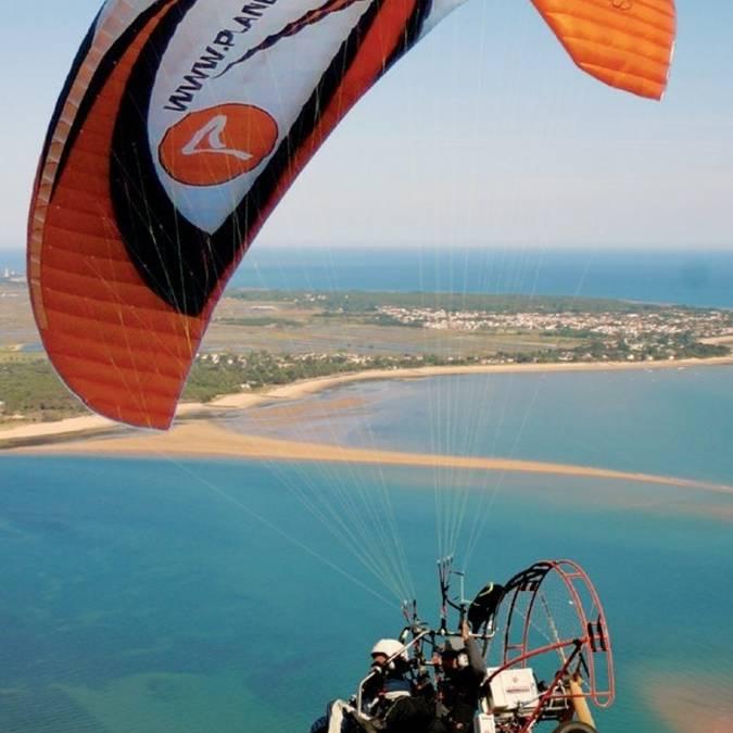 ULM planète sports et loisirs  ©PLANETE SPORTS ET LOISIRS