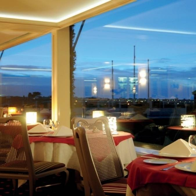 Hôtel Richelieu restaurant  ©Hôtel Richelieu