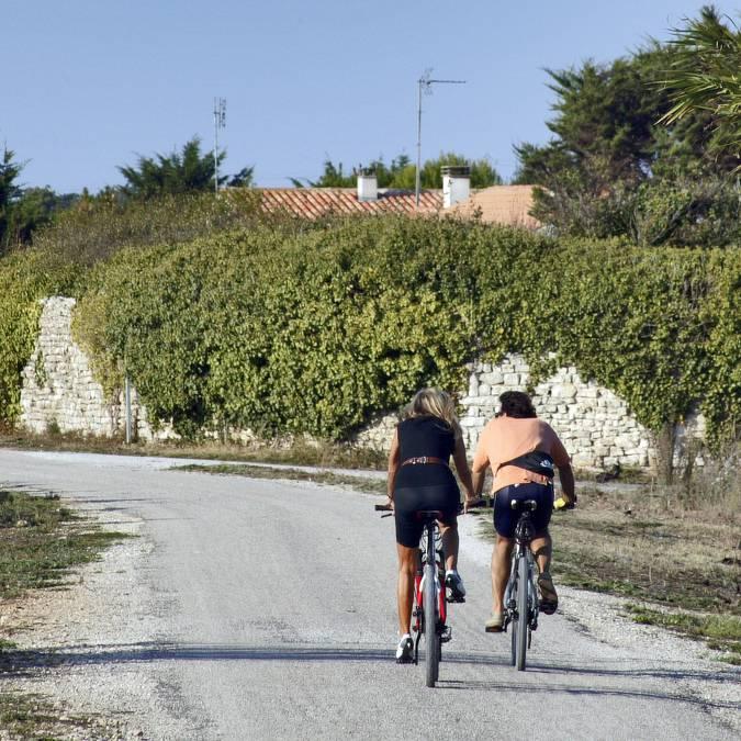 Balade à vélo  ©Jac'phot