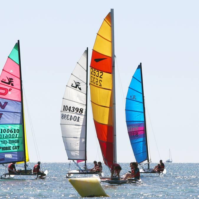 Sports nautiques ©François Blanchard