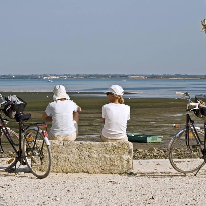 Balade à vélo ©François Blanchard