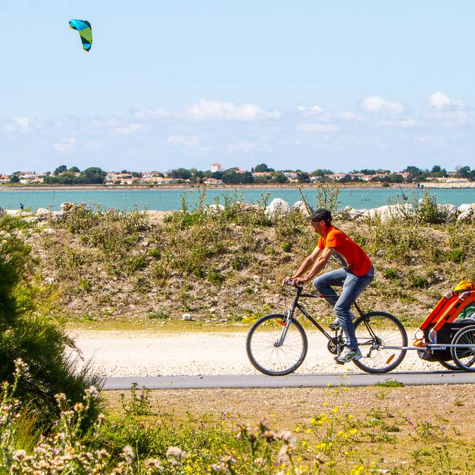 Balade à vélo ©Yann Werdefroy
