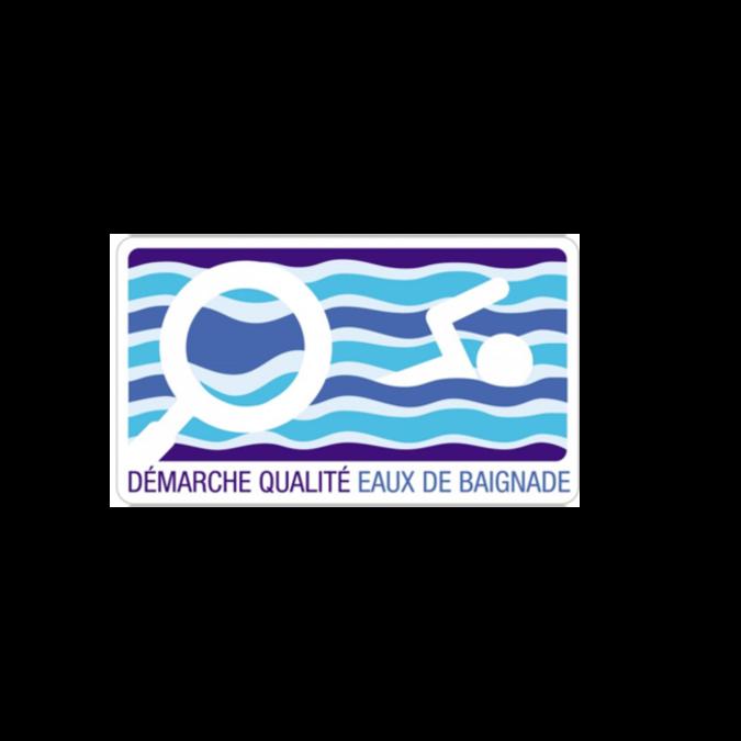 Logo eaux qualité de baignade