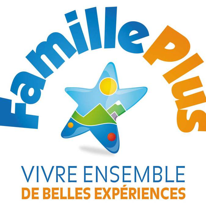 Famille Plus - Logo - Rivedoux-Plage