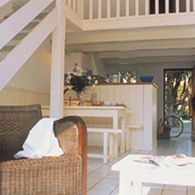 Les Minutias Village - La Couarde-sur-Mer -Salle de séjour