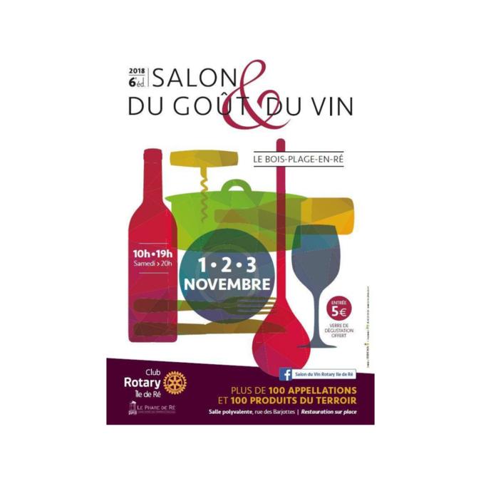 Salon du goût et du vin