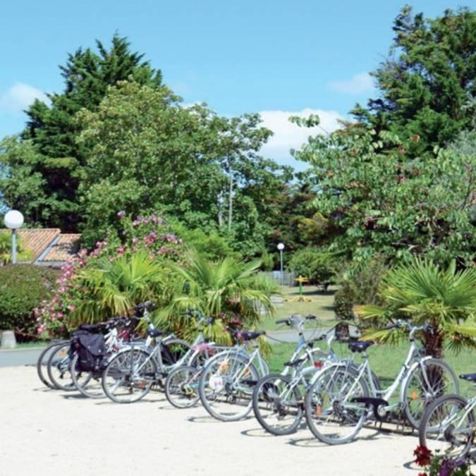 Le village océanique, loueur de vélo