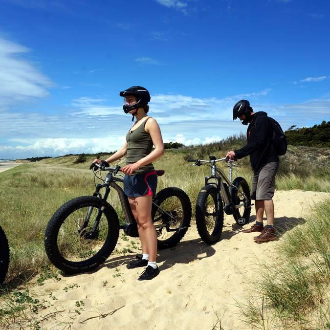 Fat bikes (c) Planètes Sports et Loisirs