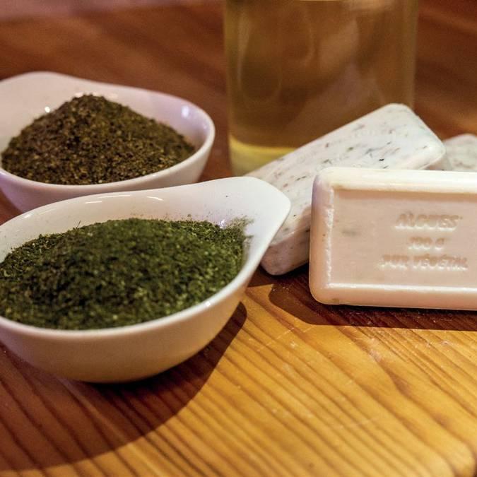 Algues, Algorythme (c) Loix & Savons