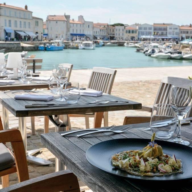 restaurant l'Avant-Port (c) L'Avant-Port