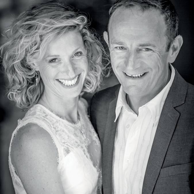 Laure et Jérôme Laporte (c) L'Avant Port
