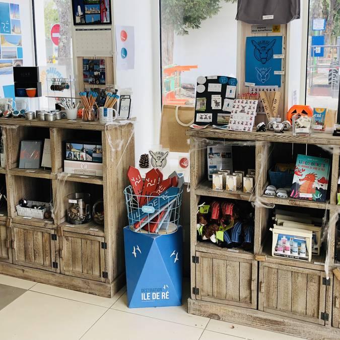 Boutique (c) Destination Ile de Ré