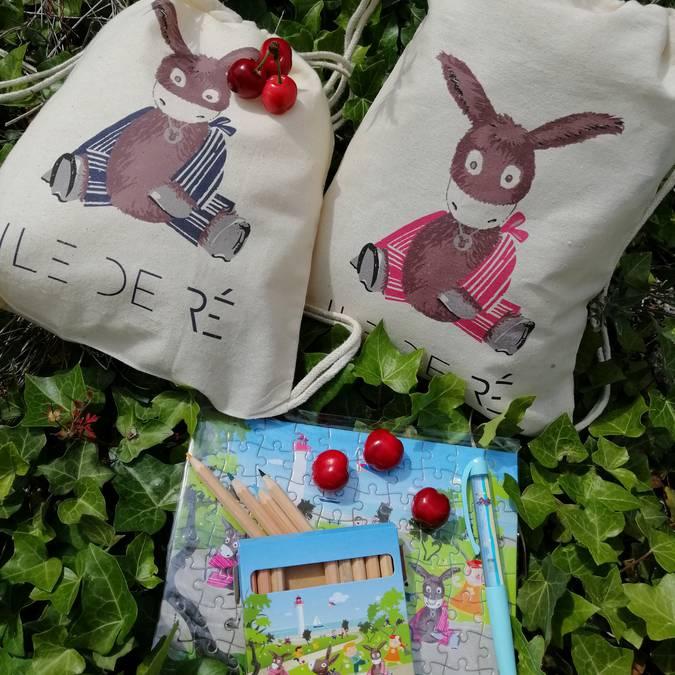 Goodies pour enfants (c) Destination Ile de Ré