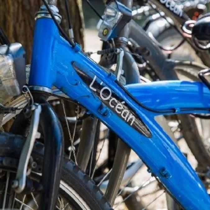 Vélos ©Hôtel de plein air et spa l'Océan **** Eden Village