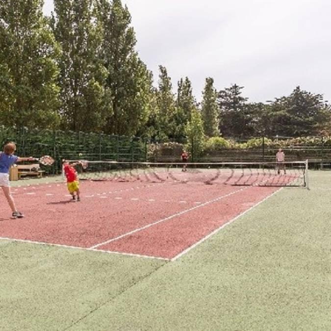 Tennis ©Hôtel de plein air et spa l'Océan **** Eden Village