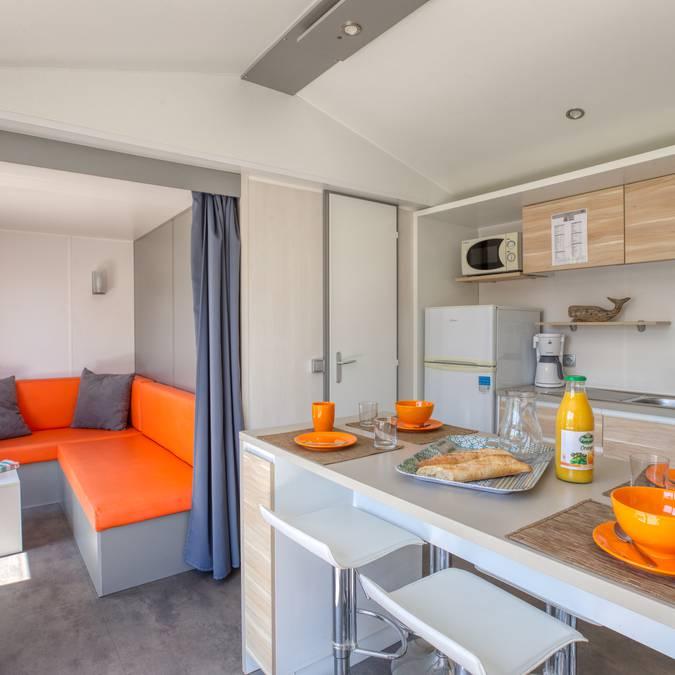 Hébergement Camping la Plage