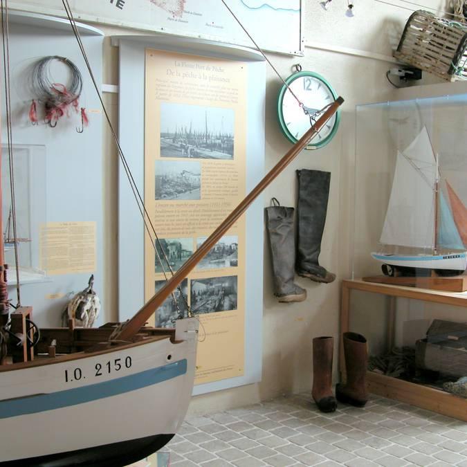Musée du Platin ©SPL Destination Ile de Ré